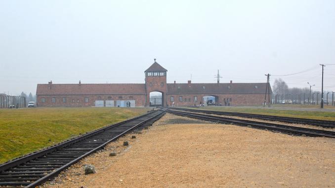 Gleise Birkenau