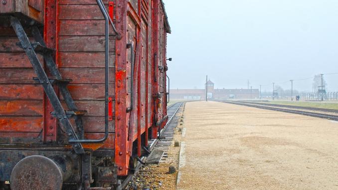 Bahn Auschwitz