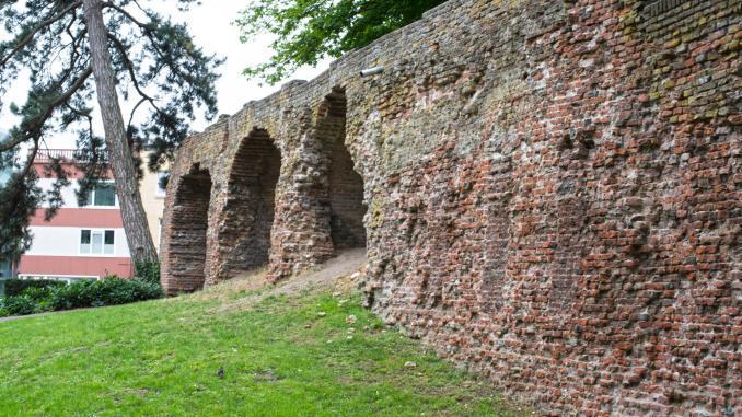 Alte Stadtmauer von Nijmegen
