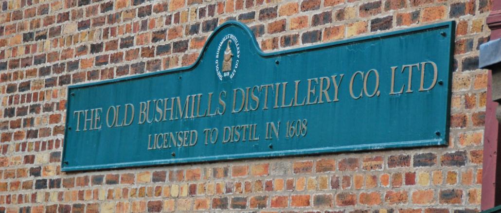 Bushmills Distillerie / Nordirland