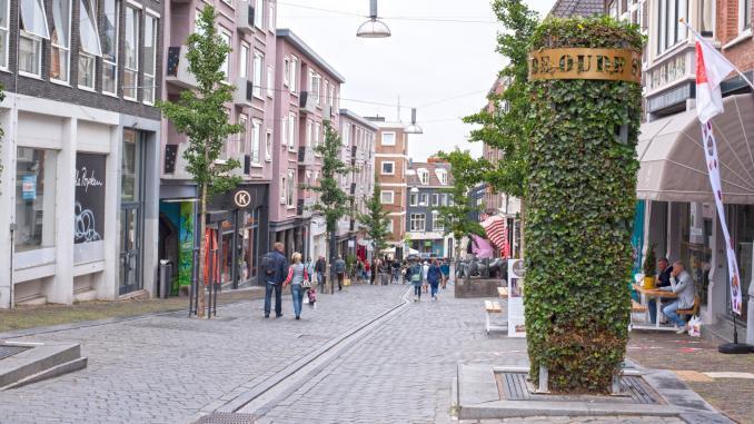 Lange Hezelstraat / Nijmegen
