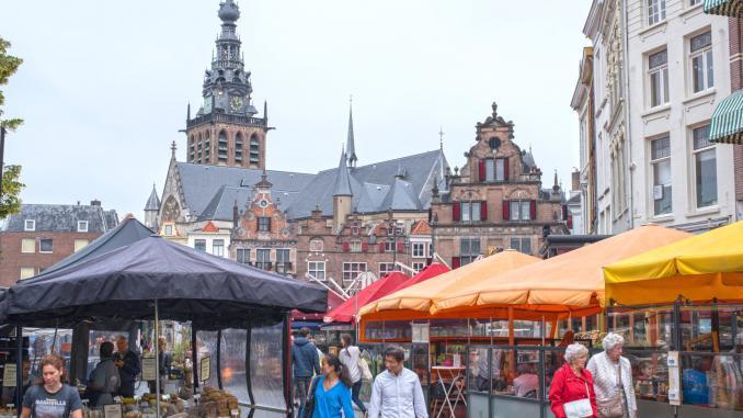 Groote Markt Nijmegen