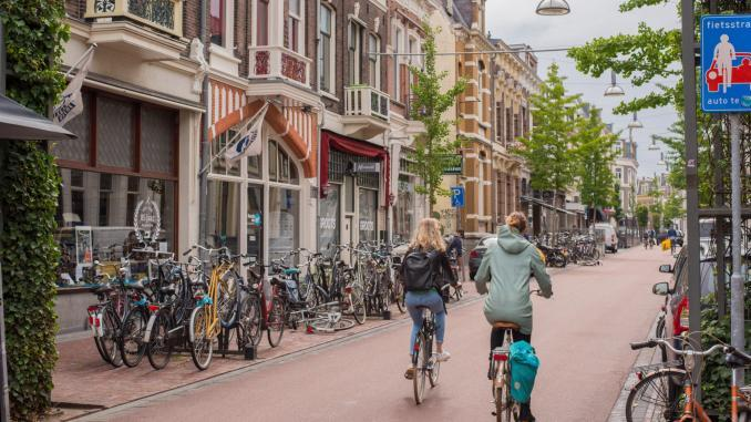 Nijmegen Fahrräder