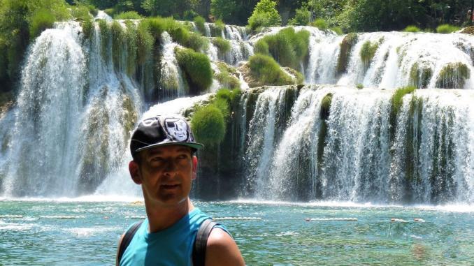 Krka Nationalpark in Kroatien