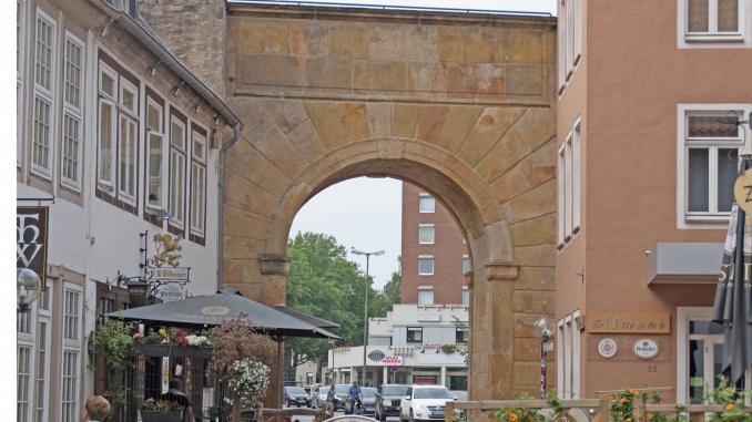 Waterloo-Tor Osnabrück