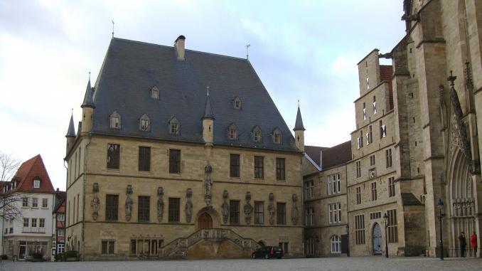 Rathaus des Westfälischen Friedens in Osnabrück