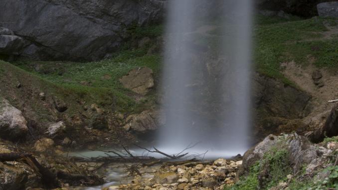 Wildensteiner Wasserfall in Österreich