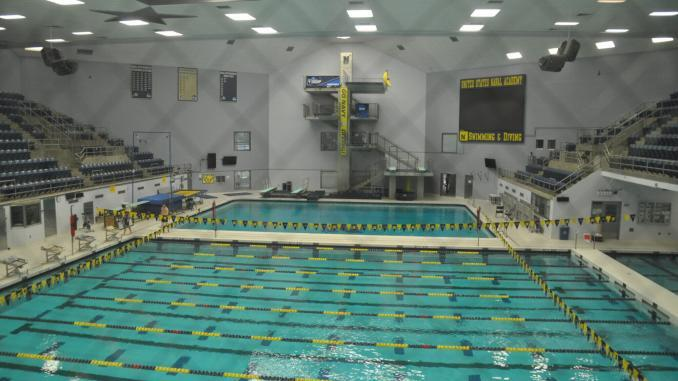Schwimmbad US Naval Academy Annapolis