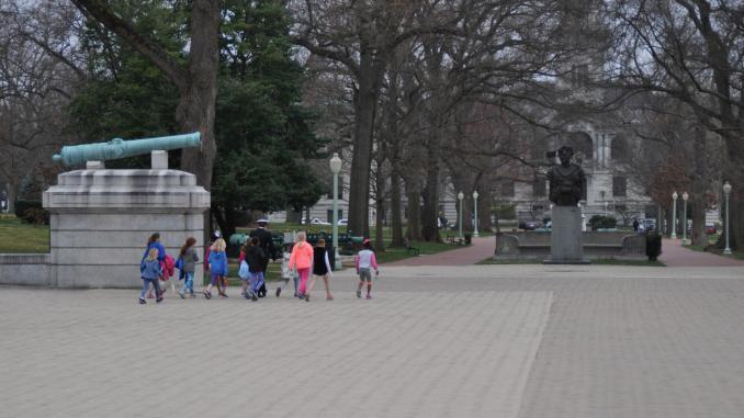 Rundgang US Naval Academy