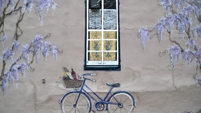 Wandgemälde in Annapolis